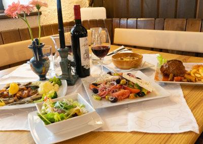 Griechisch essen in Grafenau