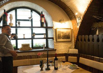 Dimitris Michalis: Restaurant Akropolis